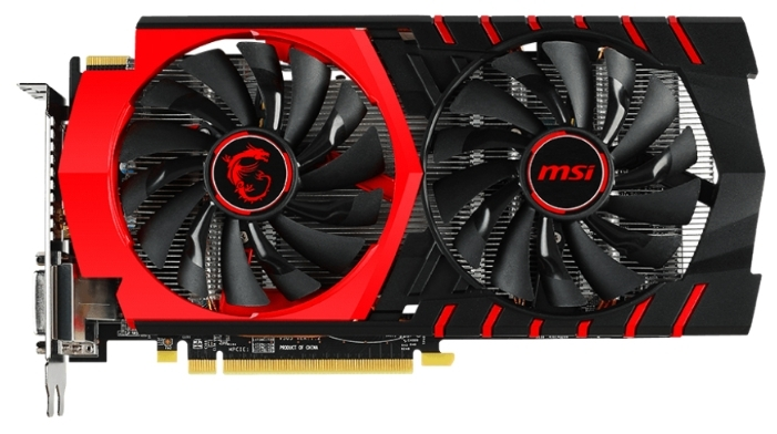 GEFORCE MSI RADEON R7 370 1050MHZ PCI E 3 0